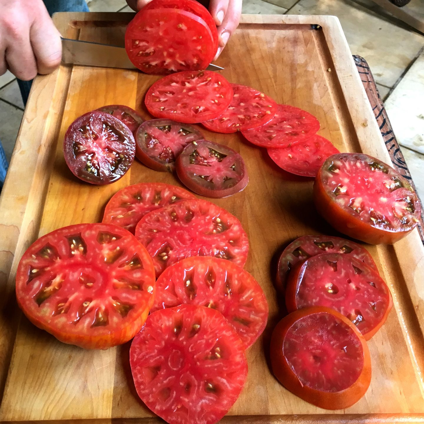 Growing the Best Heirloom Tomatoes